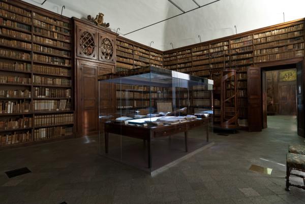 archivio storico torino – allestimento multimediale